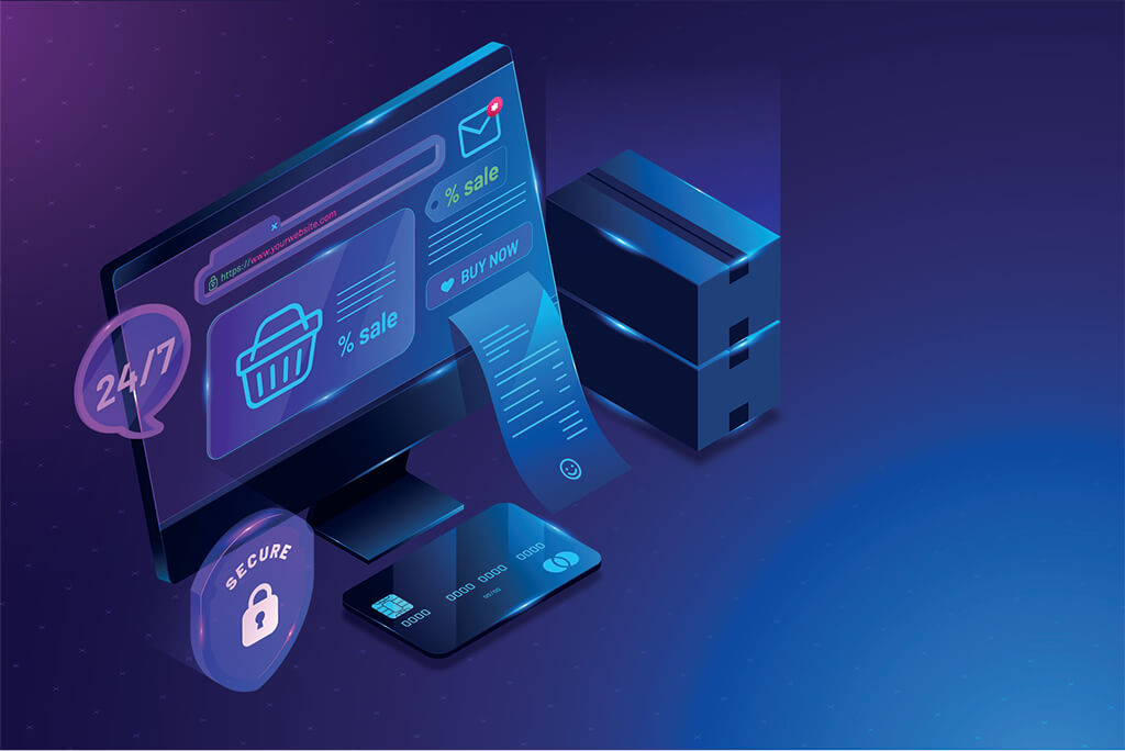 ecommerce omega design